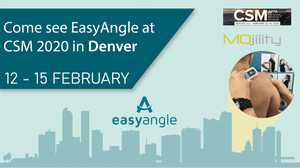 Come see EasyAngle at CSM 2020 in Denver