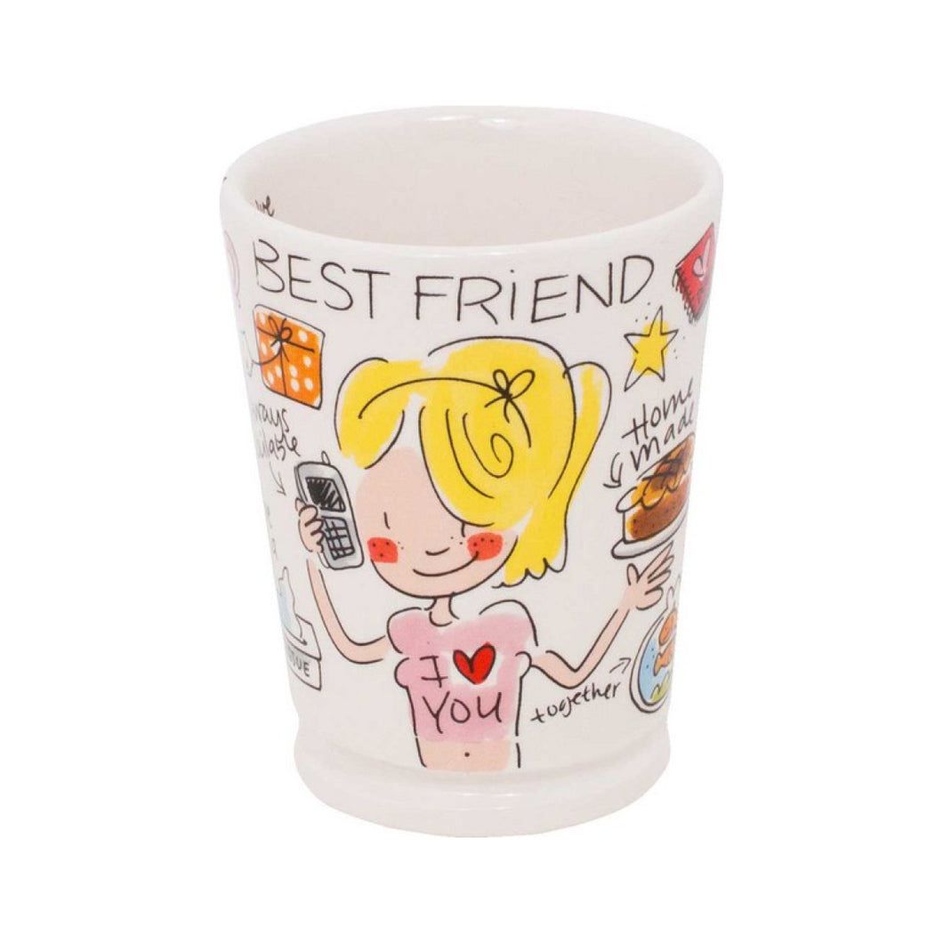 Blond Amsterdam Beker Xl Best Friend 0,5L Specials