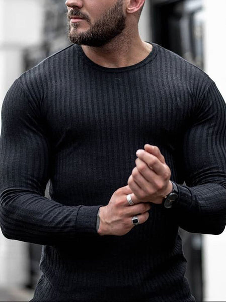 Fashion MenS Round Neck T-Shirt