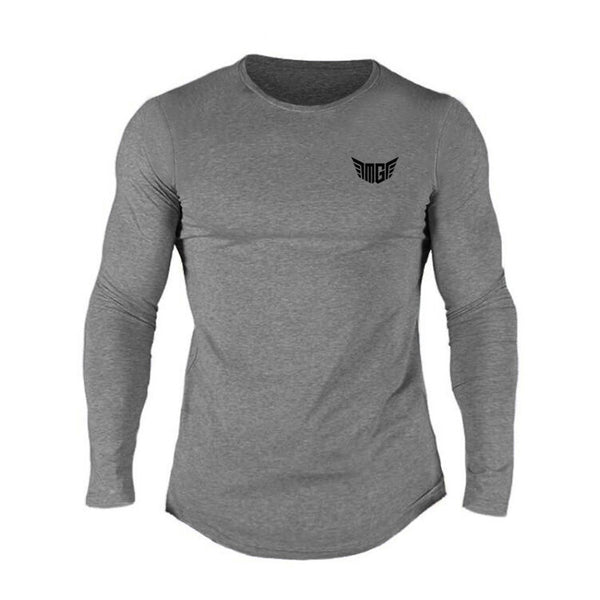 Men's Sports And Leisure Slim  Shirt