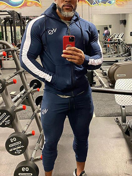 Mens Sports Fitness Workout  Jacket