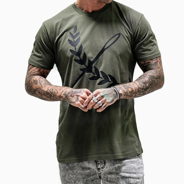 Casual Breathable Quick-Drying Cotton T-Shirt