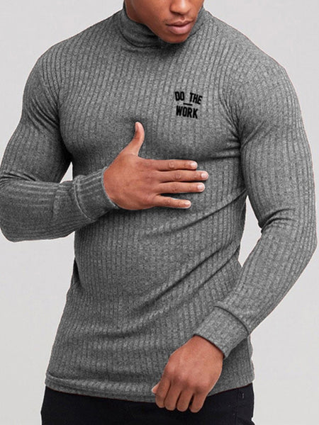 Men's Casual Sports Long Sleeve  Sweater