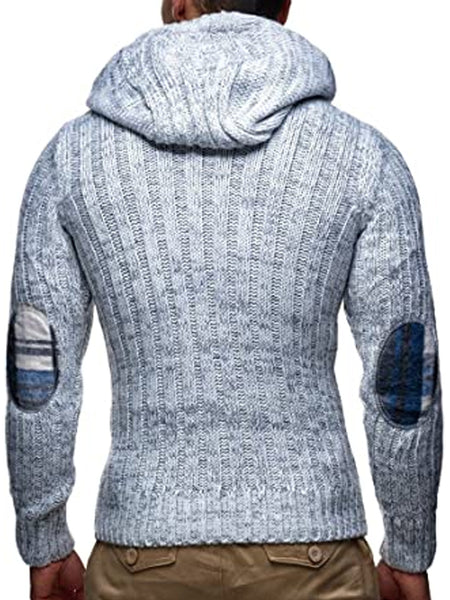 Men's Fashion Casual Hooded Sweater