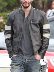 Mens Personality  Motorcycle  Jacket