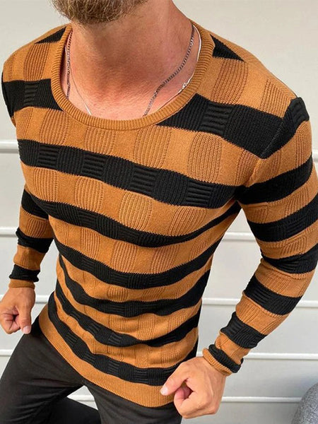 Mens Fashion Sweater