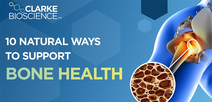 10 Natural Ways to Support Bone Health