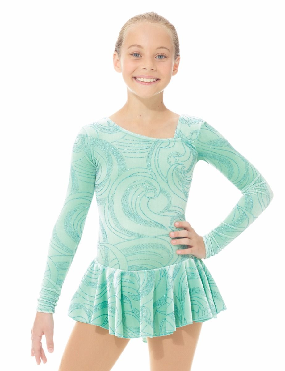 Mondor 2769 Born to Skate Glitter Dress