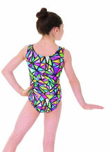 Load image into Gallery viewer, Mondor 27822 Printed Tank Gymsuit