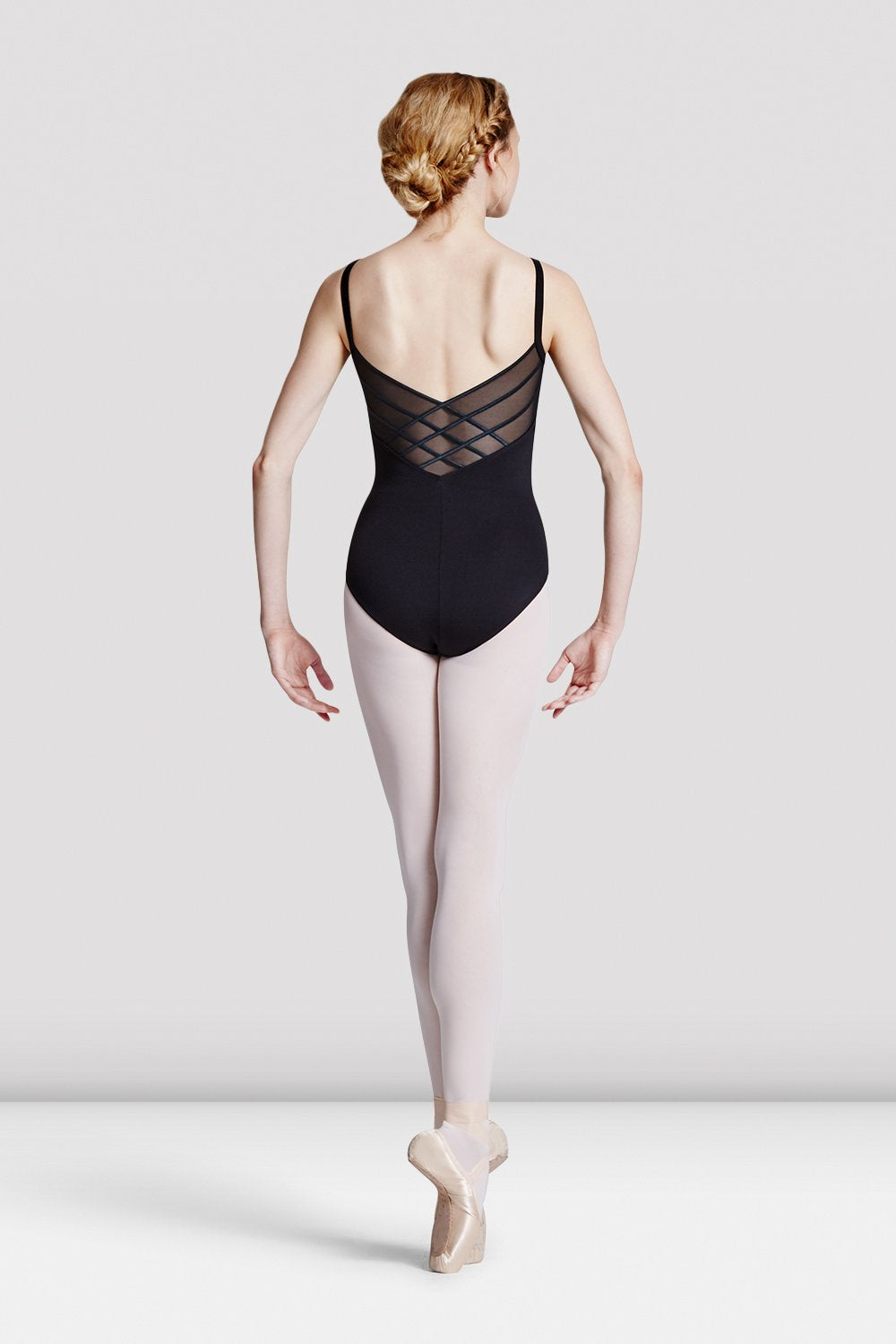 Bloch L8820 Powermesh Back Cami Leo