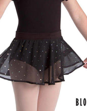 Load image into Gallery viewer, Bloch CR5161 Olesia Diamante Sparkle Ballet Skirt