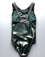 Load image into Gallery viewer, DAKS 1502 2-Tone Racerback Gymsuit