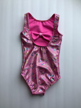 Load image into Gallery viewer, DAKS 1504 Bow Back Gymsuit