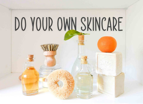 zero waste skin care and beauty