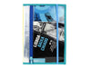 NOTEBOOK A5 BANNER FILMSTRIP BLUE - Garbags