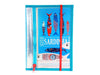 NOTEBOOK A5 BANNER BLUE SARDINES V2 - Garbags