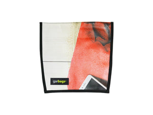 extraflap XS publicity banner beige & red towel - Garbags