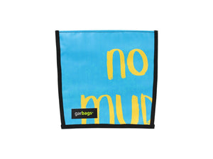 extraflap XS publicity banner blue & yellow 02 - Garbags