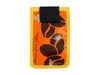 smartphone case coffee package orange