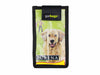 smartphone case dog food package green & red