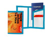 passport holder chips package orange
