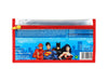 pencil case coffee package blue superheroes