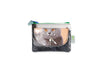 pop purse publicity banner cat black