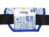 sunglasses case coffee package blue portuguese tiles