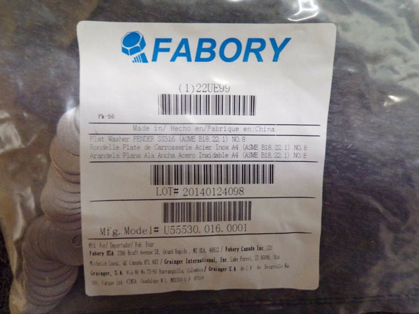FABORY Washer,1/8