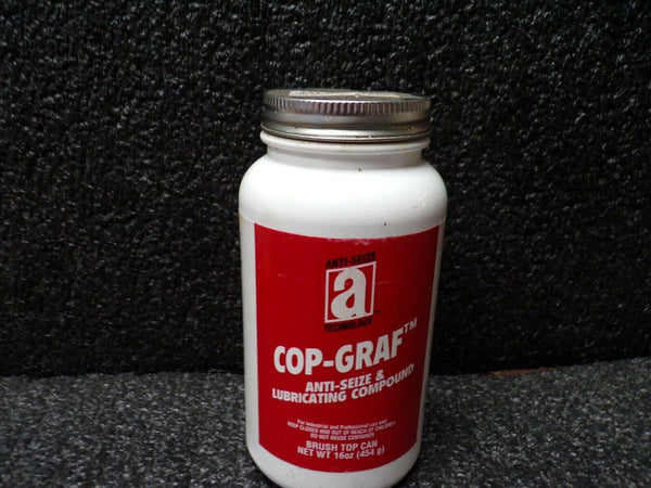 Copper-Graphite Anti-Seize, 16oz (183918148642-F31)