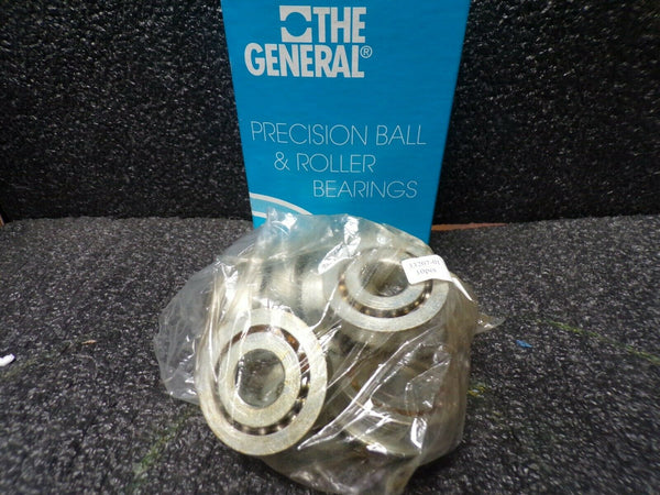 (10) General Precision Ball and Roller Bearing 33207-01, AF-4860 (184084764347-H32)