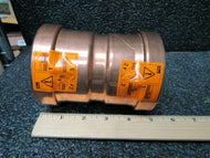 20733 Copper XL Coupling w/stop Press x Press Connection Type 3