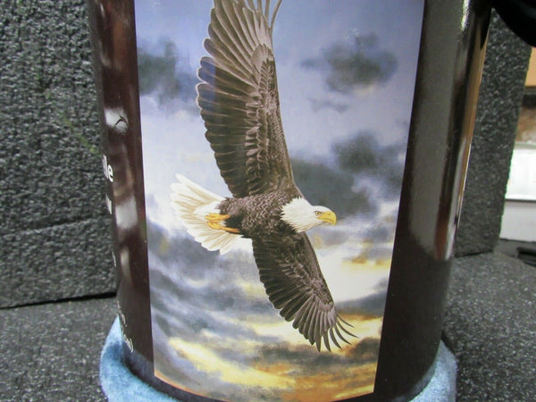 "Soft Throw Blanket Eagle, Extra Long 40""x 68"