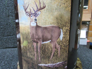 "Soft Throw Blanket Deer, Extra Long 40""x 68"