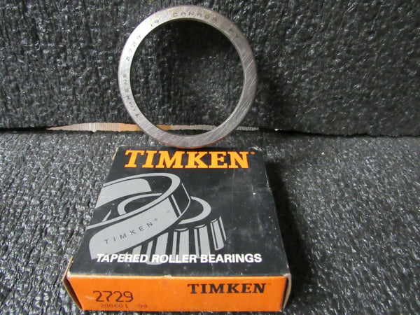 Timken 2729 Tapered Roller Bearing Cup  (184209463711-BT32)