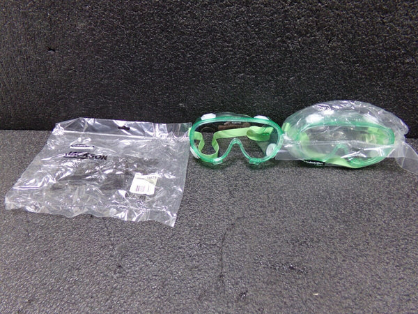 2 PAIR JACKSON SAFETY /Goggles KIMBERLY-CLARK PROFESSIONAL V80 SG34  16674 (184307744552-BT41)