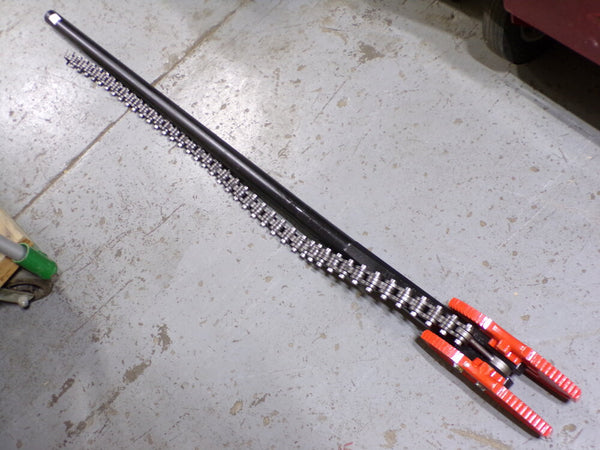 RIDGID 64 in Chain Tong with 2 in to 12 in Pipe Capacity, 92685 (SQ9960896WT42)