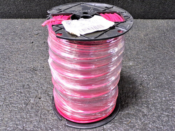 SOUTHWIRE Building Wire, THHN, 10 AWG, Red, 500 ft (SQ8107270WT12)