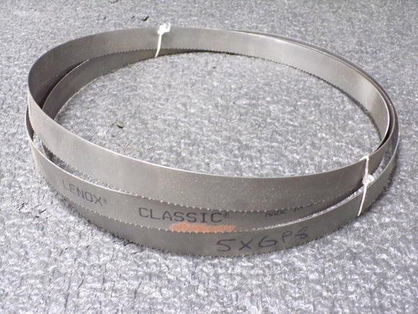 LENOX Band Saw Blade, 1 in Blade Width, 10 ft Blade Length, 10/14 Teeth per Inch (SQ4176377WT01)