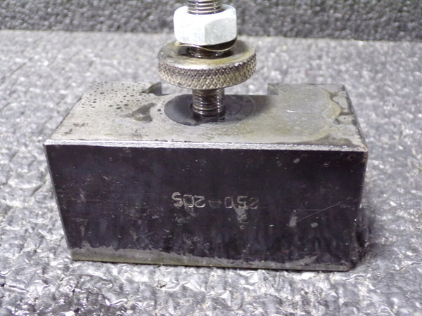 BXA #5 MT2 Morse Taper Holder For Drilling, Reaming, Lathe Tool Drill 250-205 (SQ8990608WT14)