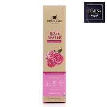 Load image into Gallery viewer, Rose Water - Premium, Pure and Natural (120ml)