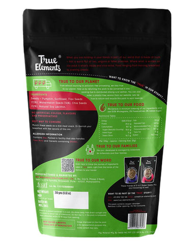 True Elements 5-in-1 Super Seeds Mix