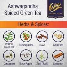 Load image into Gallery viewer, Ashwagandha Spiced Green Tea