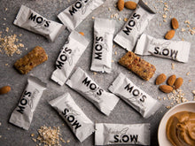Load image into Gallery viewer, Mo's Bakery Peanutbutter Granola Bars - Vegan and Organic