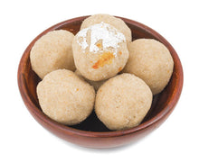 Load image into Gallery viewer, Homemade Desi Ghee Atta Laddu 320 gms