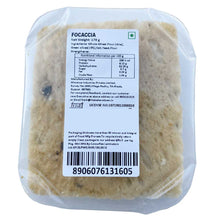 Load image into Gallery viewer, Handmade Focaccia 100% Wholewheat/Atta (Pack of 2) [Available in Bangalore, Delhi, Mumbai]