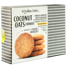 Load image into Gallery viewer, Coconut Oats Cookies (No Preservatives, Honest Dough)