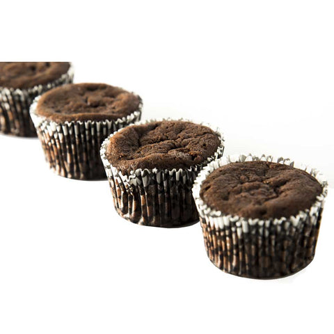 Chocolate Overload Cupcakes (No Preservatives, Honest Dough)
