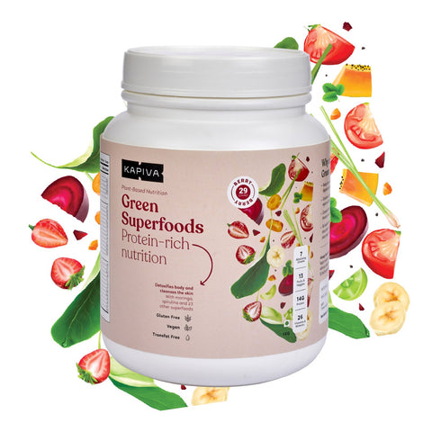 Kapiva - Green Superfoods
