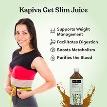 Load image into Gallery viewer, Kapiva Get Slim Juice - 1L